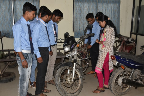 Automobile Engg Lab